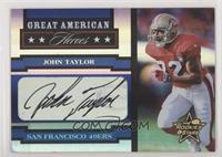 John Taylor /75