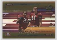 Alex Smith, Frank Gore #/199