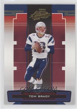 2005 Playoff Absolute Memorabilia - [Base] - Retail #90 - Tom Brady