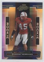 Shawne Merriman [Noted] #/999