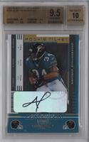 Rookie Ticket - Alvin Pearman [BGS 9.5]