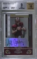 Rookie Ticket - Alex Smith /401 [BGS 9 MINT]