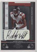 Rookie Ticket - Roddy White