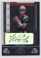 Rookie Ticket - Matt Cassel