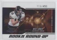 Matt Jones /450