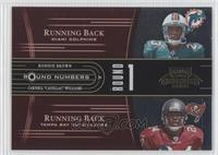 Ronnie Brown, Carnell Williams /500