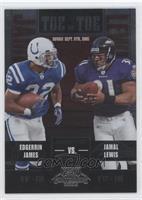 Edgerrin James, Jamal Lewis /450