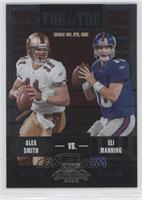 Alex Smith, Eli Manning /450
