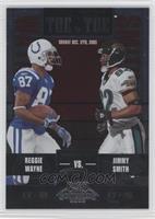 Reggie Wayne, Jimmy Smith #/450