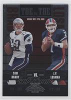 J.P. Losman, Tom Brady #/450