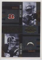 Drew Brees, Rudi Johnson #/250