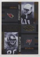 Larry Fitzgerald, Michael Clayton #/250