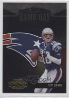 Tom Brady #166/250