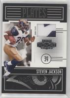 Steven Jackson #/15