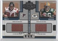Roddy White, Terrence Murphy #/125