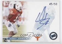 Derrick Johnson #/50