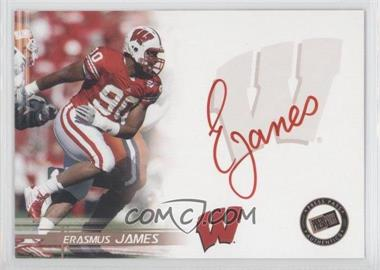 2005 Press Pass - Autographs - Bronze Red Ink #ERJA - Erasmus James