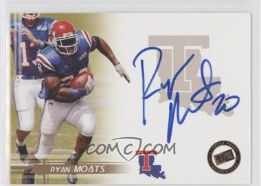 2005 Press Pass - Autographs - Bronze #RYMO - Ryan Moats