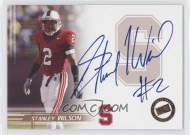 2005 Press Pass - Autographs - Bronze #STWI - Stanley Wilson
