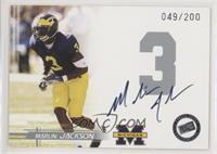 Marlin Jackson #/200