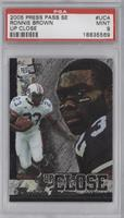 Ronnie Brown [PSA 9]