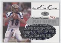 Kyle Orton #/400