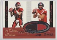Eli Manning, Alex Smith #/99