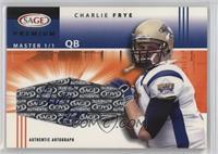 Charlie Frye /1