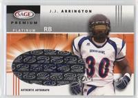 J.J. Arrington #/5