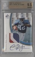 Courtney Roby /899 [BGS 9.5]