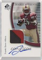 Rookie Authentics - Frank Gore #/899
