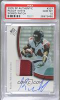 Roddy White /499 [PSA 10]