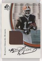 Rookie Authentics - Braylon Edwards #/299