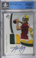 Aaron Rodgers /99 [BGS AUTHENTIC ALTERED]