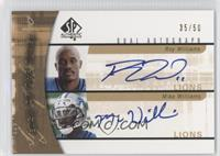Mike Williams, Roy Williams /50