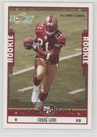 Frank Gore [Noted] #/599