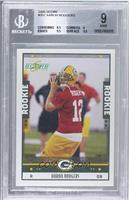 Aaron Rodgers [BGS 9 MINT]