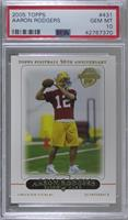 Aaron Rodgers [PSA 10 GEM MT]
