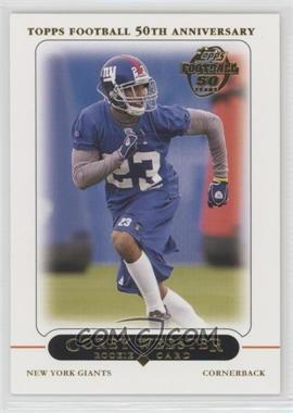 2005 Topps - Factory Set Bonus Rookies #5 - Corey Webster