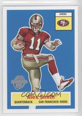 2005 Topps - Hobby Shop Throwback Promos #1 - Alex Smith