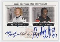 Roddy White, Matt Jones