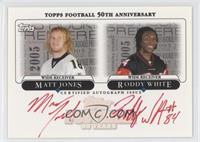 Matt Jones, Roddy White (Red Ink)