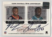 Maurice Clarett, Ronnie Brown, Cadillac Williams, J.J. Arrington