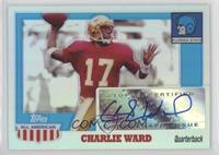 Charlie Ward #/55