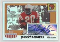 Johnny Rodgers #/55