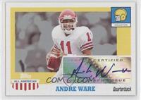 Andre Ware