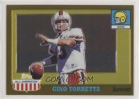 Gino Torretta #/555
