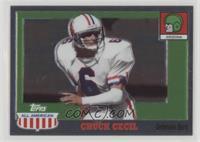 Chuck Cecil /555