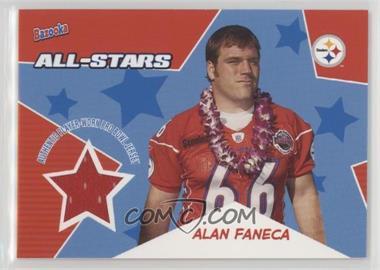 2005 Topps Bazooka - All-Stars Relics #BA-AF - Alan Faneca