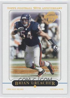 2005 Topps Chicago Bears - National Convention [Base] #2 - Brian Urlacher